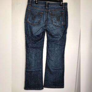 Big Star Pants - Big Star Lou Boot Cut Jeans